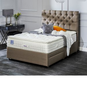 The Natural Collection of Mattresses by Relyon
