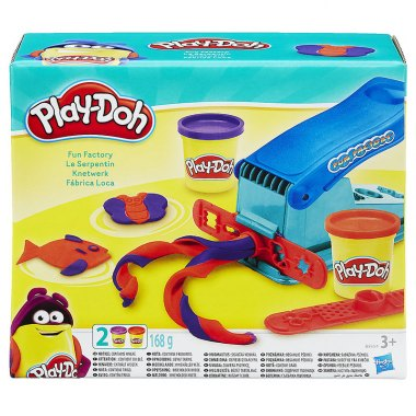 Play-Doh fun factory kids toys children Barsleys Department Store Paddockwood Kent