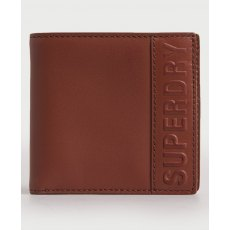 VERMONT BIFOLD LEATHER WALLET