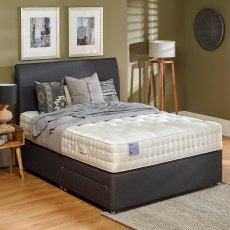 Dreamworld Coniston Natural Wool 2200 Divan Set