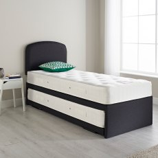 Upholstered Guest Bed