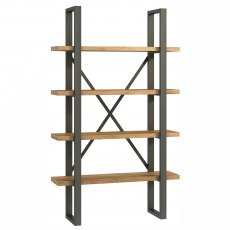 Industrial Dining Range - Shelf Unit