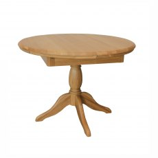 Lamont Round Pedestal Dining Table