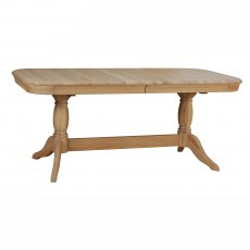 Lamont Double Pedestal Dining Table