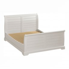 Kimmeridge Sleigh Bed