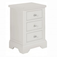 Kimmeridge 3 Drawer Bedside