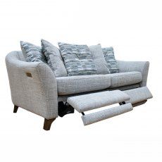 Hatton 3 Seater Sofa Pillow-Back
