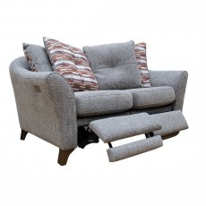 Hatton 2 Seater Sofa Pillow-Back