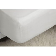Easycare Poly/Cotton Extra Deep Fitted Sheet