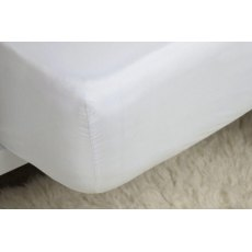 Egyptian Cotton 200 Thread Count Extra Deep Fitted Sheet