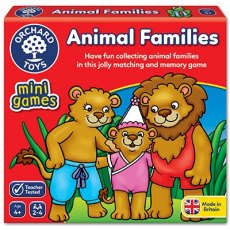ANIMAL FAMILIES - MINI GAME