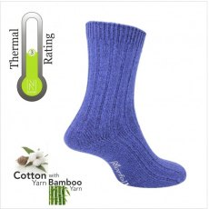 Boot Socks Bamboo/Cotton