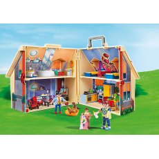 Take Along Modern Dolls House