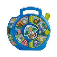 FISHER PRICE ANIMALS SEE & SAY