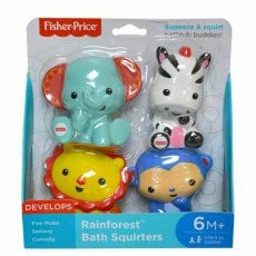 FISHER PRICE BATH SQUIRTERS