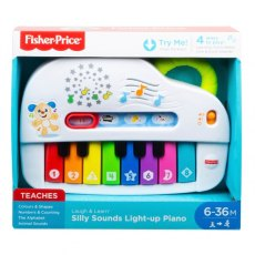 FISHER PRICE SILLY SOUNDS PIANO