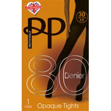 3D Fit 80D Opaque Tights