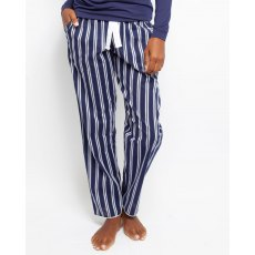 SATEEN STRIPE PANT