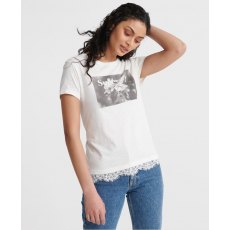 TILLY LACE GRAPHIC TEE