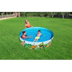 FILLN FUN DINOSAUR POOL 6FT