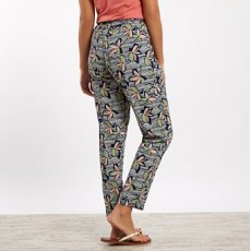 Tinto Printed Viscose Trousers
