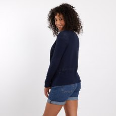 Curran Lightweight Slub Cardigan