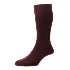 SOFT TOP WOOL MIX SOCKS HJ95