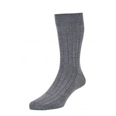 WOOL MIX SOCKS 2PK