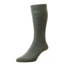 SOFT TOP EX WIDE WOOL MIX SOCKS HJ190
