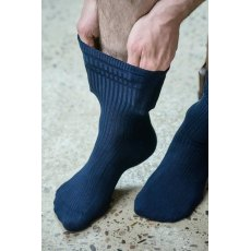 SOFT TOP EX WIDE COTTON MIX SOCKS HJ191