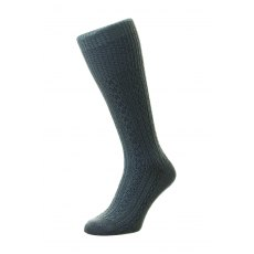 THERMAL LONG WOOL MIX SOCKS HJ2005