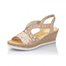 61916-31 SANDAL WEDGE