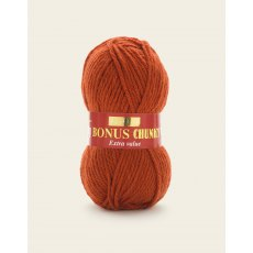 HAYFIELD BONUS CHUNKY COLOURS 100G