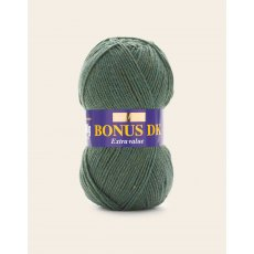 HAYFIELD BONUS DOUBLE KNIT 100G (Blue/Green/Yellows)