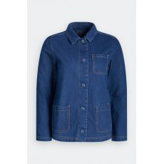 Reading Rocks Jacket Dark Indigo Rinse Wash