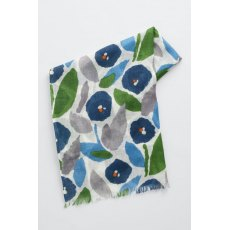 Pretty Printed Scarf Collage Bloom Sailor