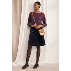 Mays Rock Skirt Dark Night