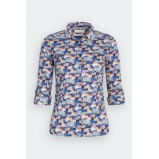 Larissa Shirt Cornish Cottages Sailor