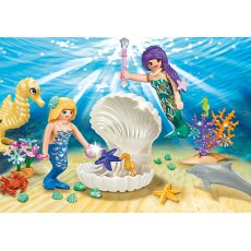 Mermaid Carry Case L