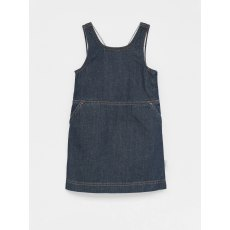 G 431154 Camille Denim Pinafore Dress