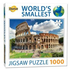 Worlds Smallest Puzzles The Colosseum