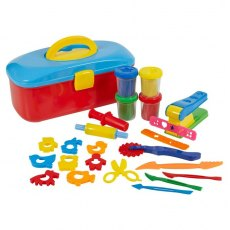 KIDS DOUGH TOOL CASE