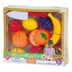 SLICE AND SHARE FRUIT - 11 PCS