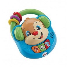 FISHER PRICE LAUGH & LEARN MUSIC PLAYER
