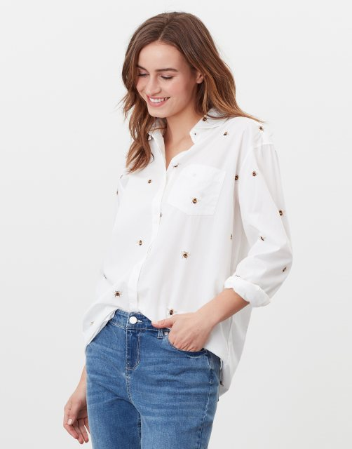 Joules 213349 Dropped Shoulder Shirt