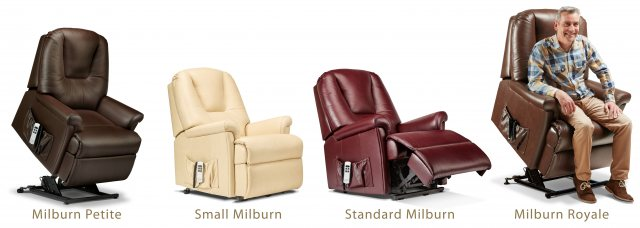 The Milburn Electric Riser Recliner Barsleys Department Store