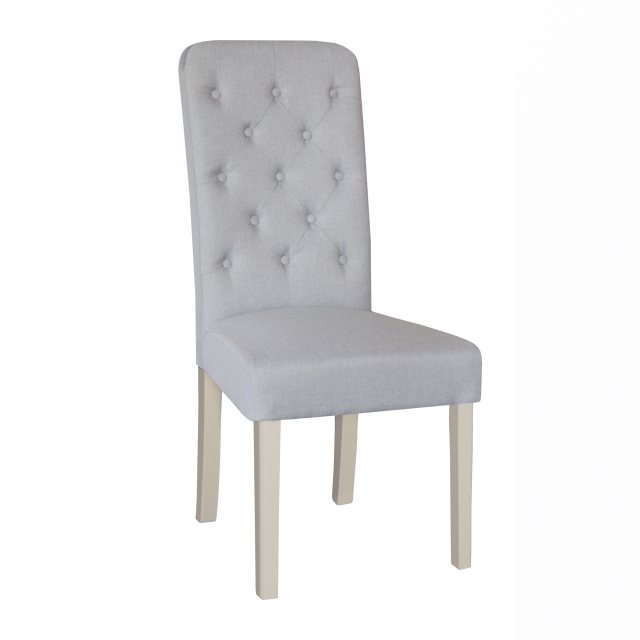 Stag Button Back Dining Chair