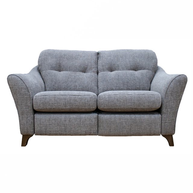 G Plan Hatton 2 Seater Sofa Formal-Back