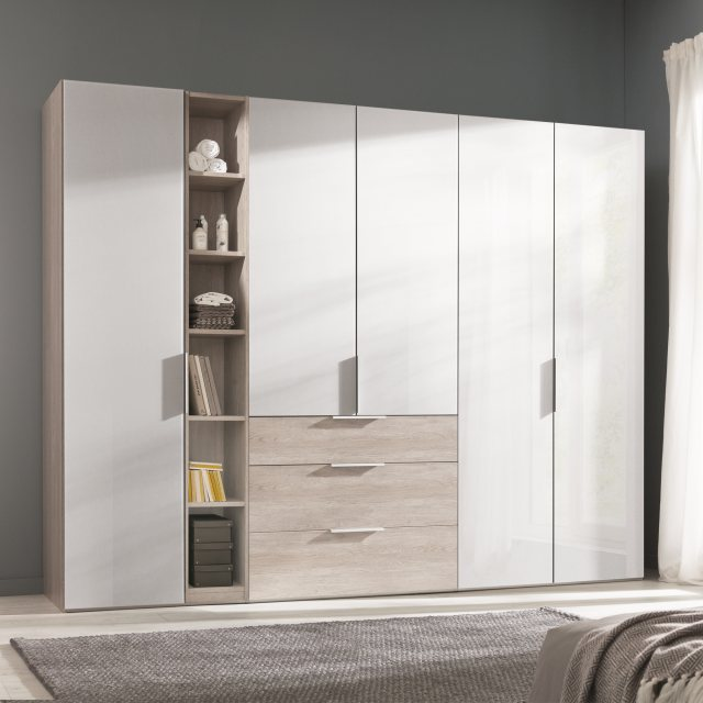 Express Möbel  ONE 210 Wardrobe