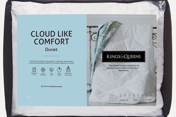 Cloud Like Comfort Duvet